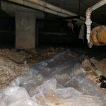 Crawl space abatement- Buffalo, NY